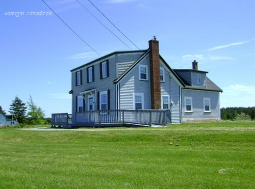 cottage rentals D'Escousse, Cape Breton