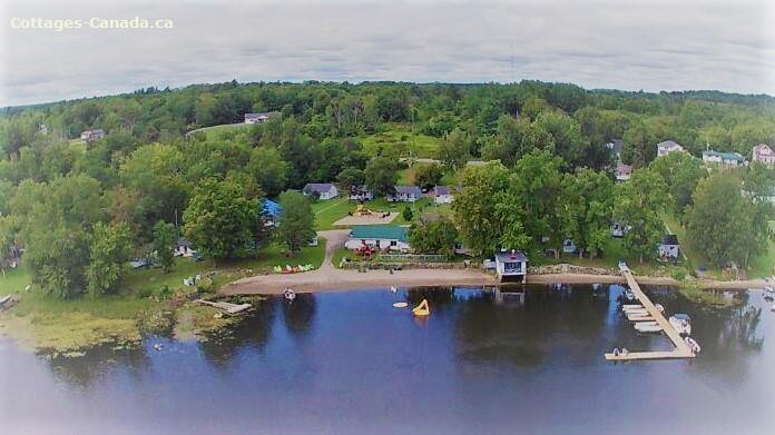 Cottage rental | #11 Waterfront Beachwood Hollow Resort