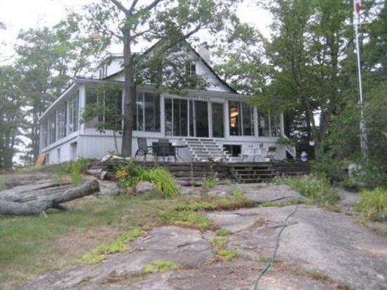 cottage rental Muskoka, Georgian Bay (pic-1)