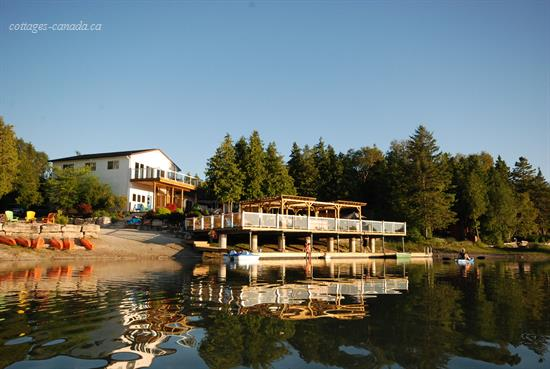 cottage rentals Lookabout Bay, Bruce Peninsula