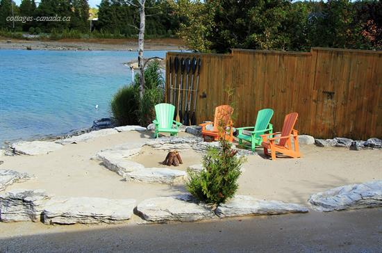 cottage rental Bruce Peninsula, Lookabout Bay (pic-2)