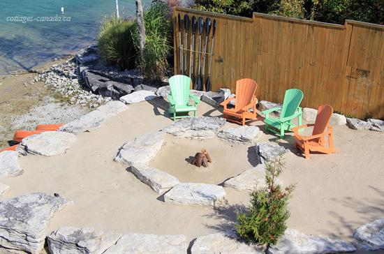 cottage rental Bruce Peninsula, Lookabout Bay (pic-8)