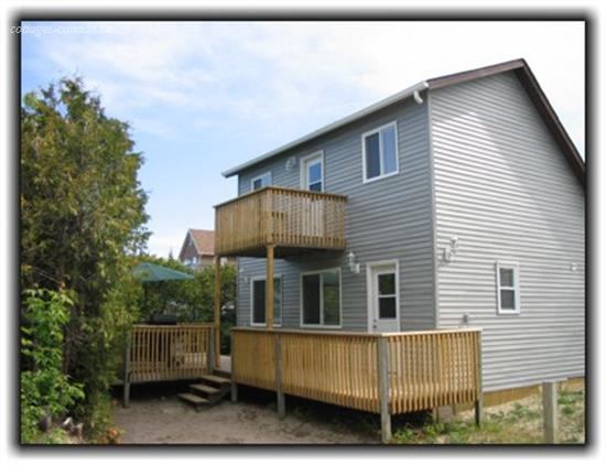 Cottage rental | Spacious Sauble Beach Cottage