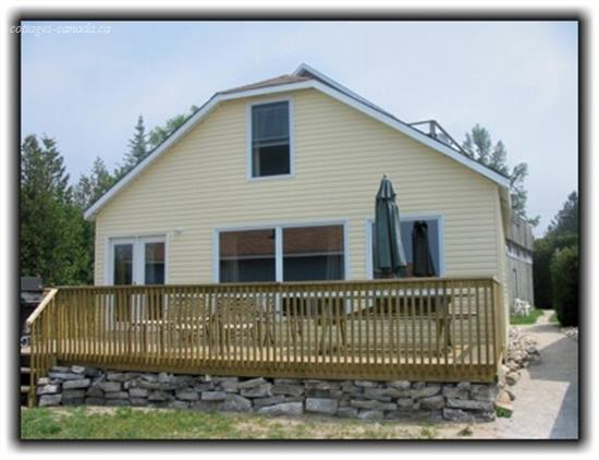 Cottage rental | Sauble Beachside Cottage