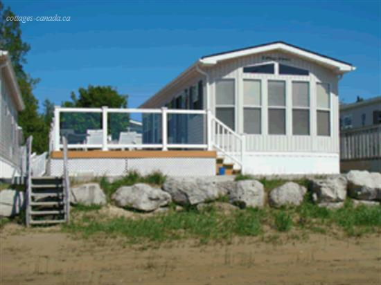 Cottage rental   Bearfoot Park Getaway