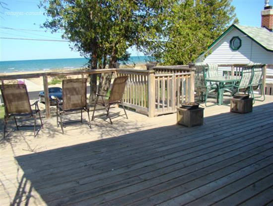 Cottage Rental Ontario Bruce Peninsula Sauble Beach