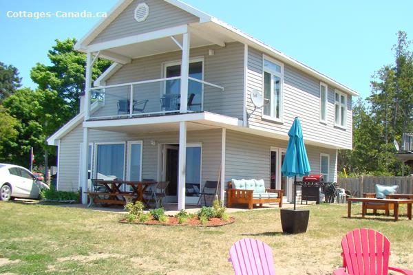 Strange Cottage Rental Ontario Bruce Peninsula Sauble Beach Beutiful Home Inspiration Xortanetmahrainfo