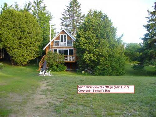 Waterfront cottage rentals in ontario vacation rentals ontario - Vacation houses in the countryside ...