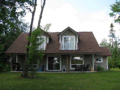 Cottage Rental Ontario Parry Sound Sprucedale Muskoka