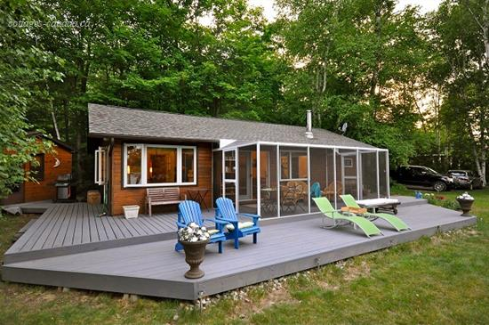 cottage rental ontario muskoka sprucedale muskoka buck lake 10 rh cottages canada ca cottages for rent ontario indor pool cottages for rent ontario canada
