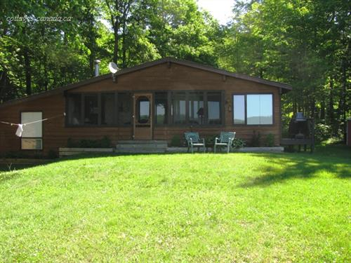 Cottage Rental Ontario Parry Sound Sprucedale Buck