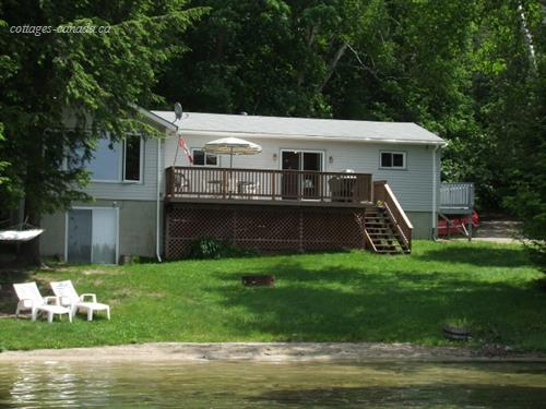 Cottage rental | Three Mile Lake #22
