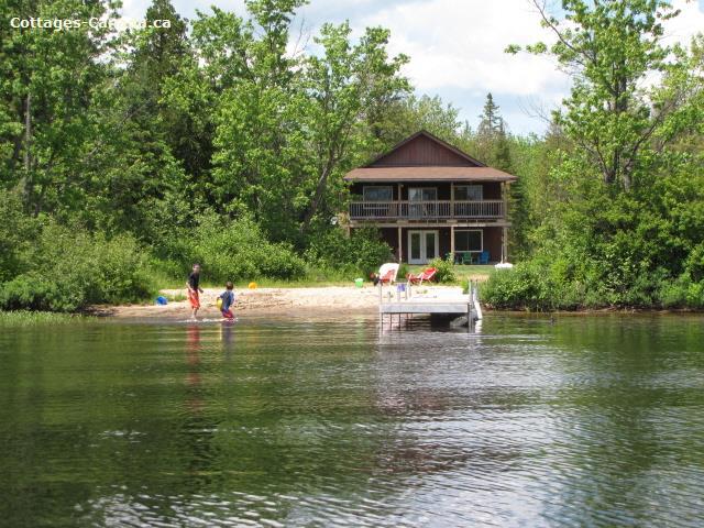Cottage Rental Ontario Muskoka Sprucedale Muskoka Buck