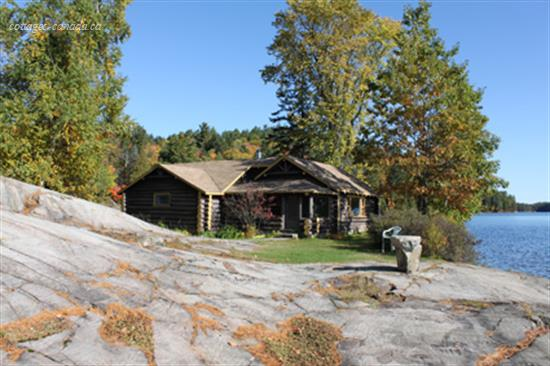 Waterfront cottage rentals in northeastern ontario for Waterfront cottage
