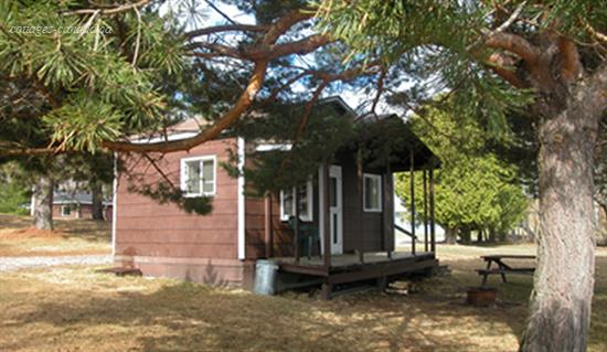 Cottage rental | Private Log Cabin
