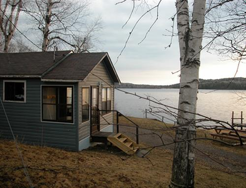 Cottage rental | Honeymoon Suite Cabin