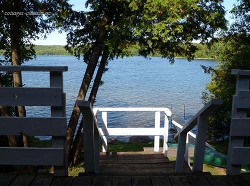 Cottage rental ontario ottawa and countryside madawaska valley blue heron id 6492 - Vacation houses in the countryside ...