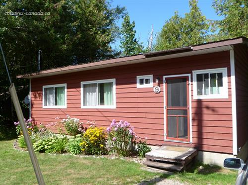 Cottage rental ontario ottawa and countryside madawaska valley red fox id 6504 - Vacation houses in the countryside ...