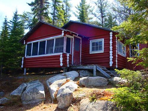 Cottage rental | Cabins on Dog Lake