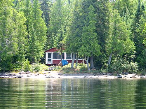 Cottage rental | Island Outpost Cabin