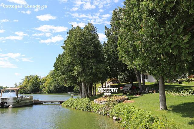 cottage rental South Eastern Ontario, Seeley's Bay (pic-10)