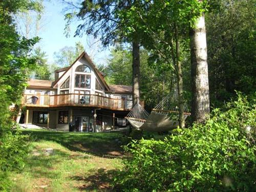cottage rental Haliburton Highlands, Bancroft (pic-1)