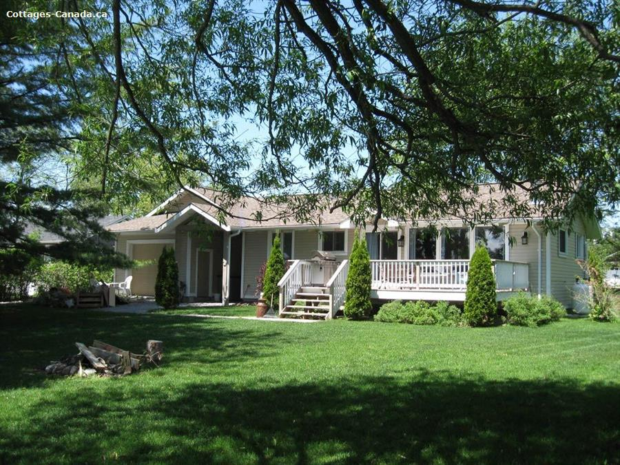 cottage rental Lake Simcoe, Orillia (pic-1)