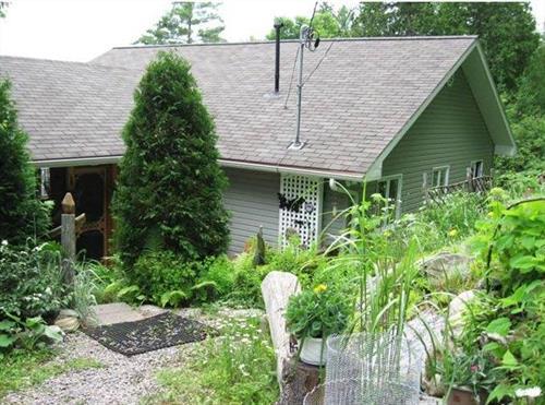 Cottage rental | Salerno Lake Cottage