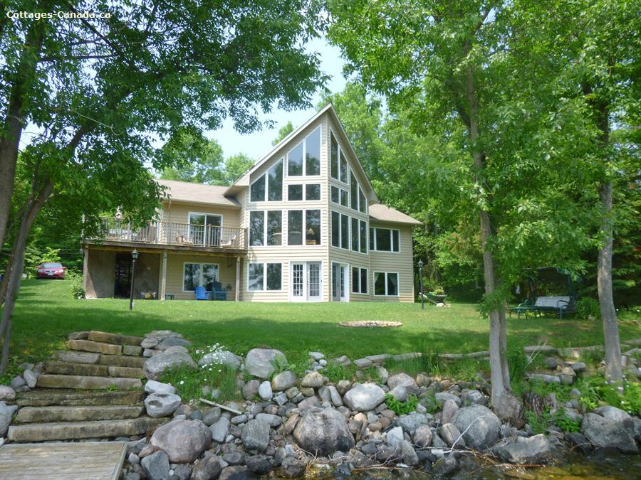 Magnificent Cottage Rental Ontario Kawarthas And Northumberland Beutiful Home Inspiration Cosmmahrainfo