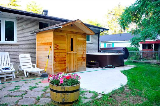 Cottage Rental Ontario Lake Simcoe Innisfil Cottage
