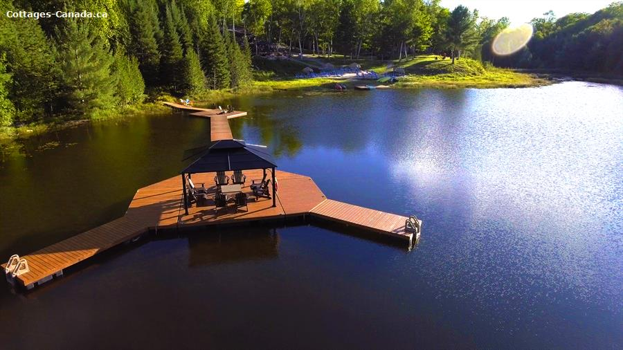 cottage rentals in canada Bancroft, Haliburton Highlands