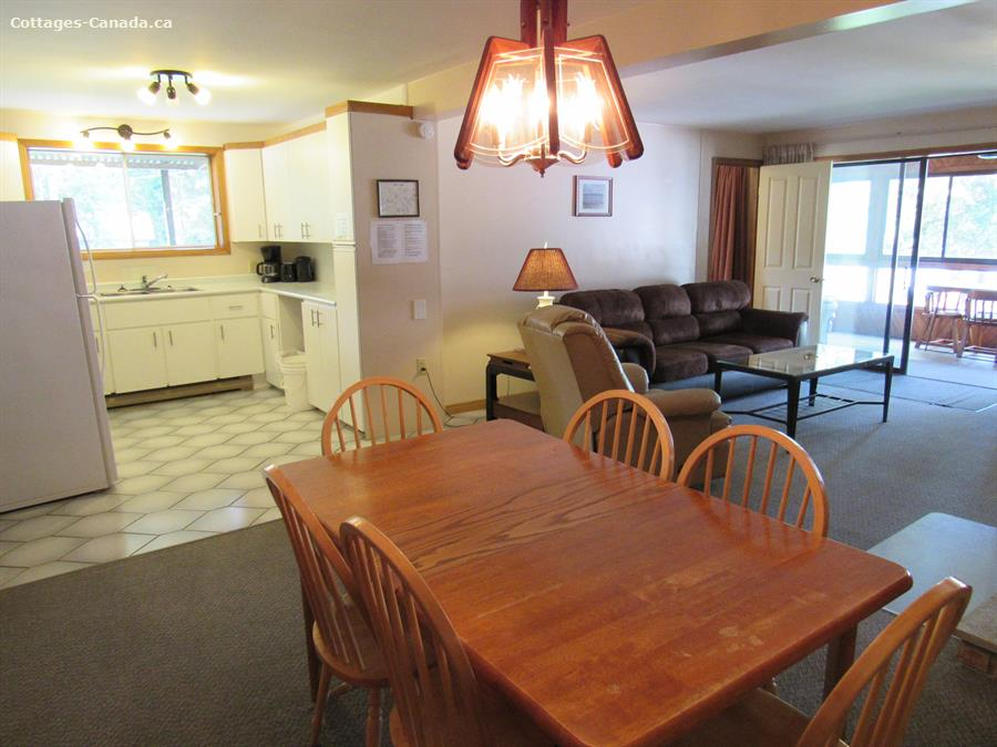 Cottage rental | Chalet 4A - 2 bdrm