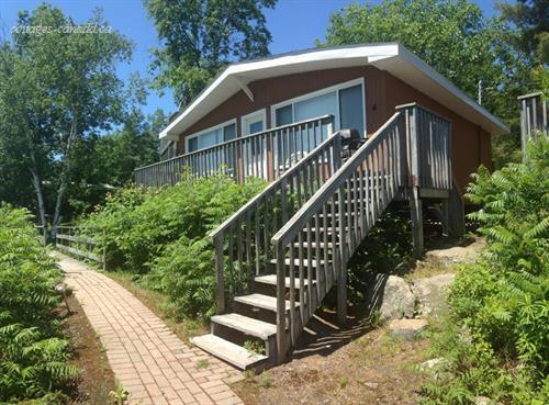 cottage rentals Seguin, Parry Sound