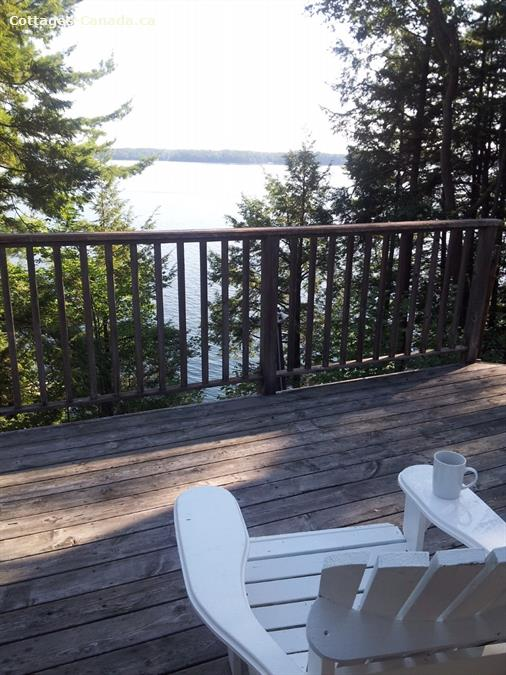 cottage rental Muskoka, Lake Joseph (pic-2)