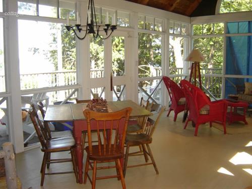 cottage rental Muskoka, Lake Joseph (pic-10)