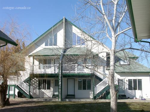 cottage rentals Sicamous, Thompson Okanagan