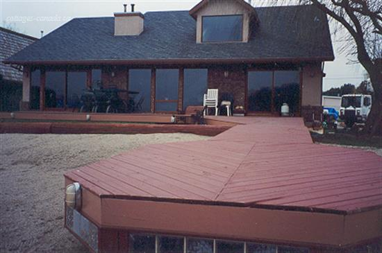 cottage rentals Lake Country, Thompson Okanagan