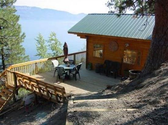 Cottage Rental British Columbia Thompson Okanagan