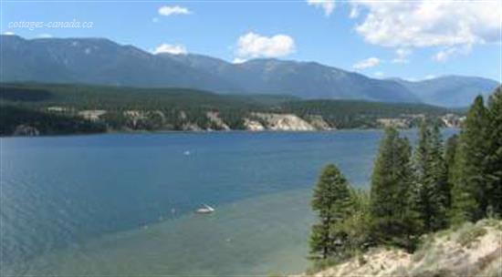 Cottage Rental British Columbia Kootenay Rockies
