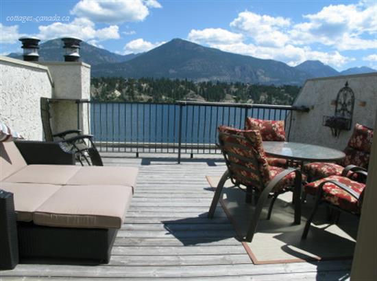 cottage rentals Invermere, Kootenay Rockies