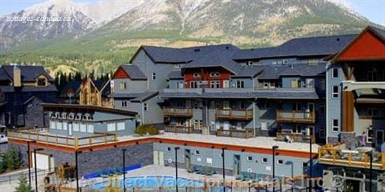 cottage rentals Canmore, Canadian Rockies