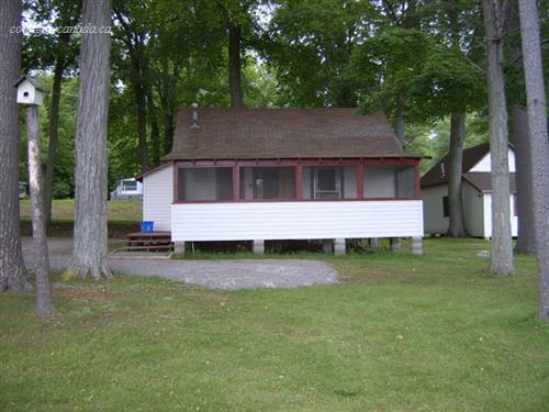 Cottage rental   Bay view resort cottages