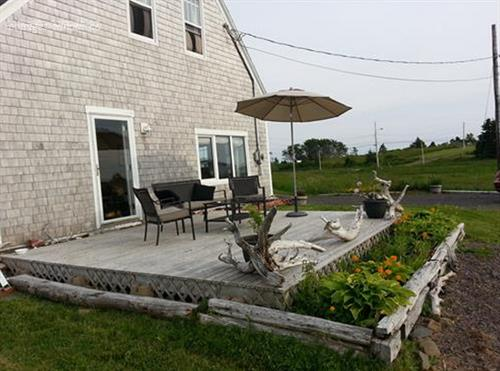 cottage rentals Isle Madame, Cape Breton