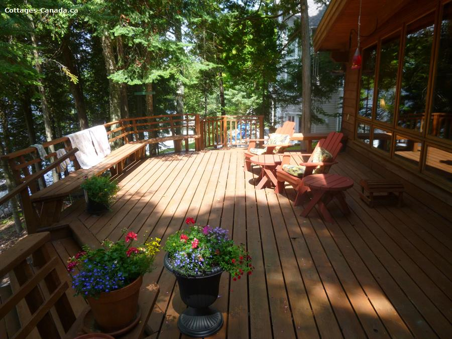 cottage rental Kawarthas and Northumberland, Campbellford (pic-2)