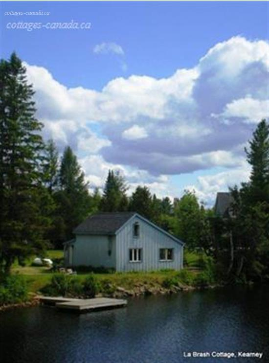 cottage rentals Kearney, Parry Sound
