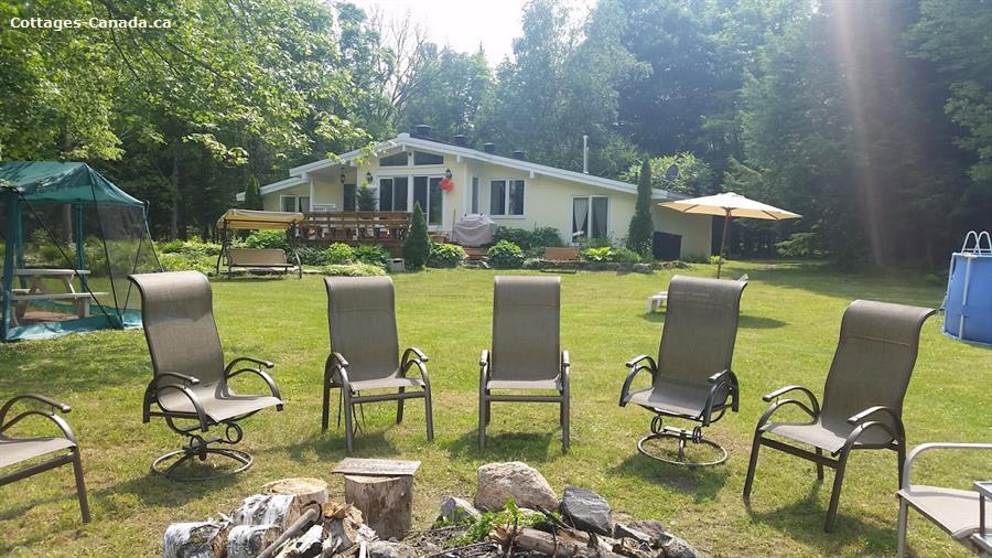 cottage rental Parry Sound, Seguin (pic-2)