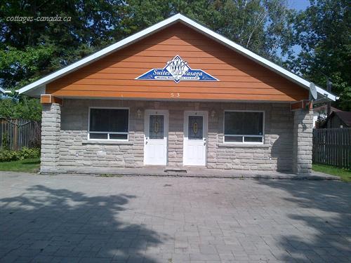 cottage rentals Wasaga Beach, Southern Georgian Bay