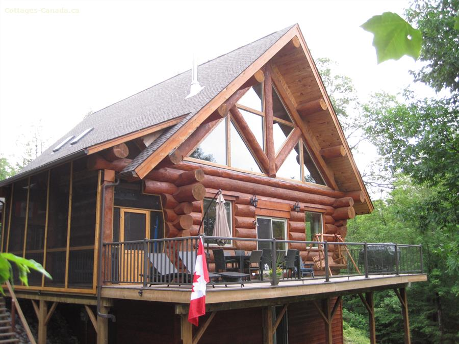 cottage rentals in canada Sharbot Lake, South Eastern Ontario