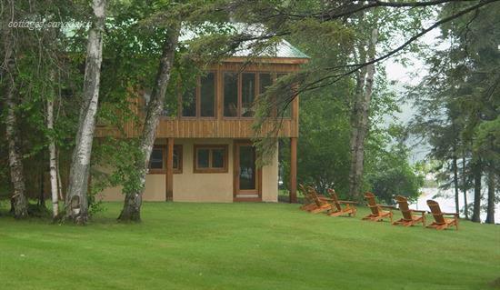 cottage rental Outaouais, lac sainte-marie (pic-1)