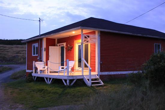 cottage rentals Trinity, Eastern Newfoundland